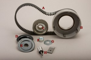 Drive Kit for 47-31 SK-3
