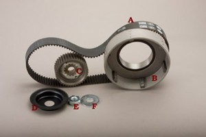 Drive Kit for 47-31 TK-1