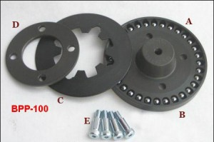Ball Bearing Pressure Plate Kit BPP-100