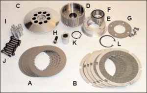 Competitor Clutch Kit CC-100-S