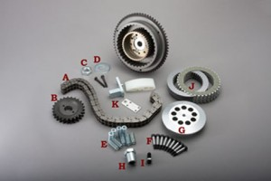 Chain Drive Kit CD-1-70