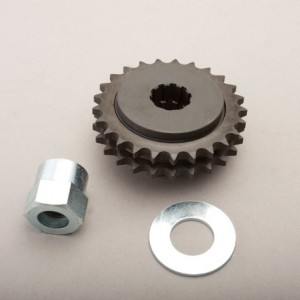 Chain Compensator 24A and 25A