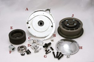 Drive Kit for SHS-600