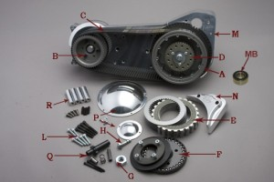 Drive Kit for SS-2B