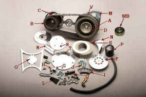 Drive Kit for TF-1000
