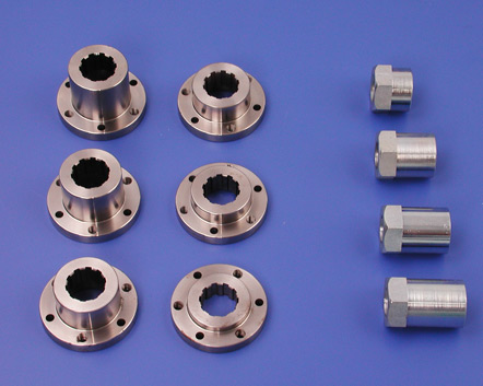 Pulley Offset Inserts